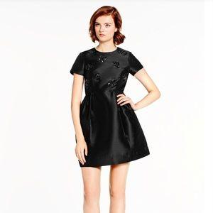 Black Kate spade cupcake dress